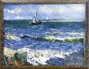 Seascape /Vincent Van Gogh.