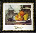 Apples and pears /Paul Cezanne.