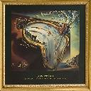 Soft watch at the moment of explosion /Salvador Dali.