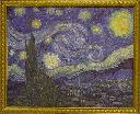 The starry night /Vincent van Gogh.