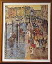 The Grand Canal /Maurice Brazil Prendergast.